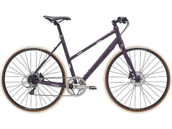MBK Airborn Gravelsport Purple - Damecykel - 2021