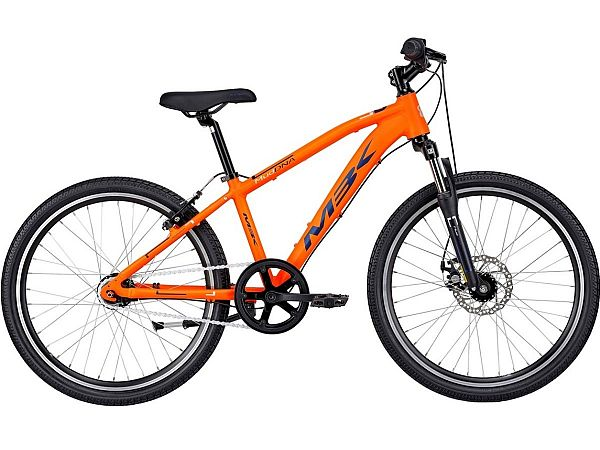 "MBK Mud XP 24"" Orange - Børnecykel - 2021"