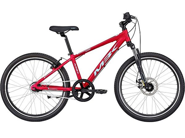 "MBK Mud XP 24"" Red - Børnecykel - 2021"