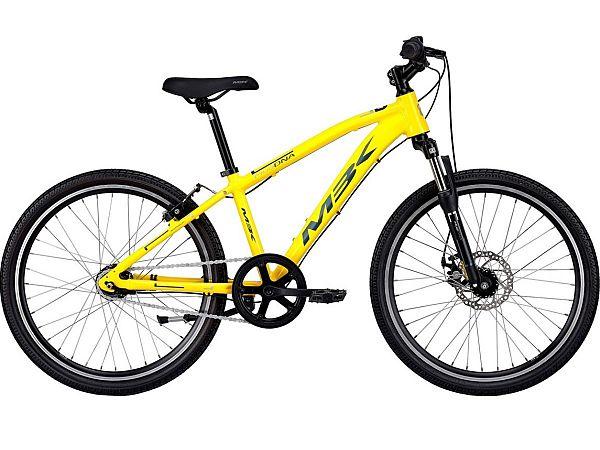"MBK Mud XP 24"" Yellow - Børnecykel - 2021"