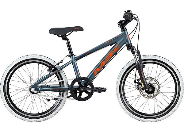 "MBK Mud XP Susp. 20"" Dark Grey - Børnecykel - 2020"