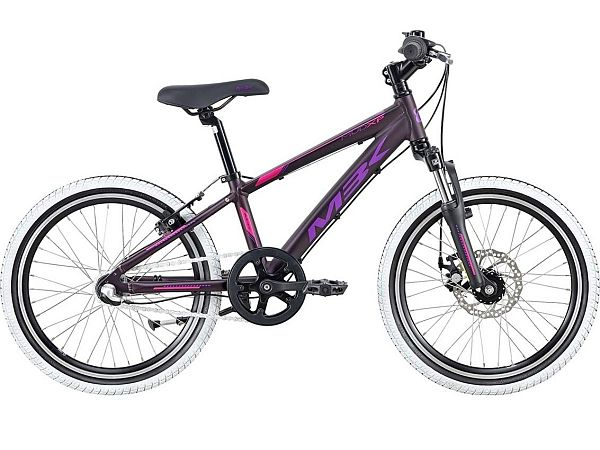 "MBK Mud XP Susp. 20"" Dark Purple - Pigecykel - 2020"