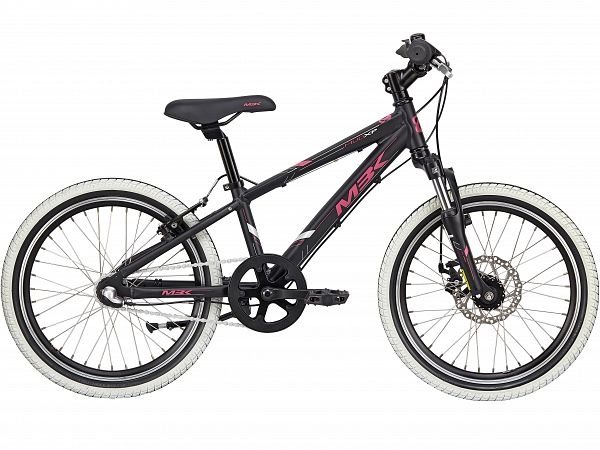 "MBK Mud XP Susp. 20"" sort - Pigecykel - 2019"