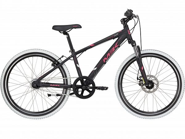 "MBK Mud XP Susp. 24"" Black - Pigecykel - 2019"