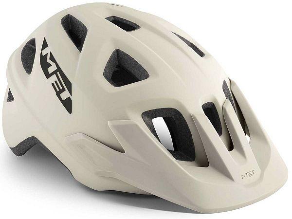 MET Echo Cykelhjelm, Dusty White