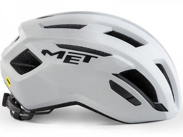 MET Road Vinci Mips Cykelhjelm, White