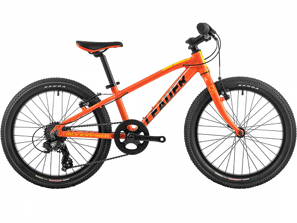 "Mondraker Leader 20"" Orange - Børnecykel - 2018"