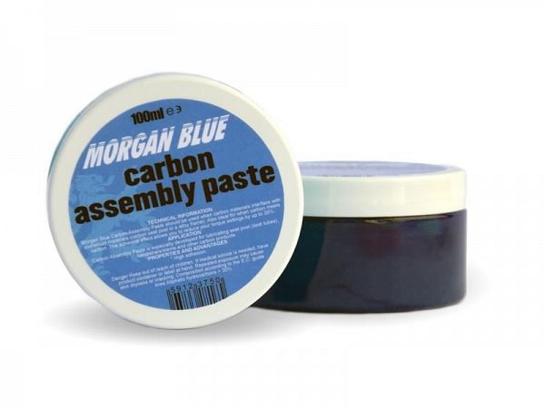 Morgan Blue Carbon Montage Paste, 100ml