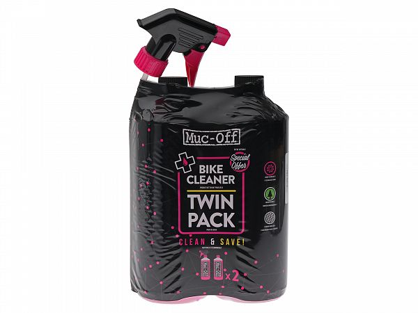 Muc-Off Nano Tech Bike Cleaner, 2 x 1000ml