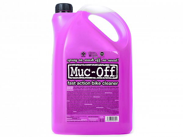 Muc-Off Nano Tech Bike Cleaner, 5 L