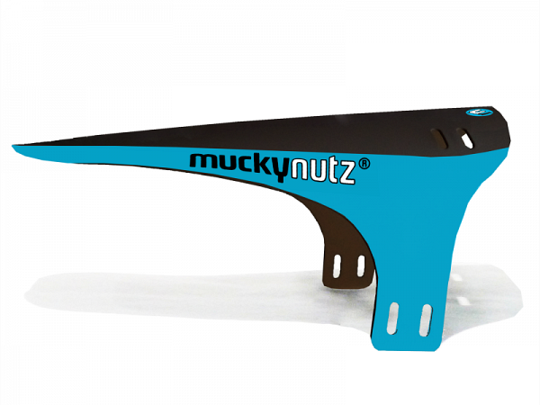 Mucky Nutz Face Fender Forskærm, Black/Blue
