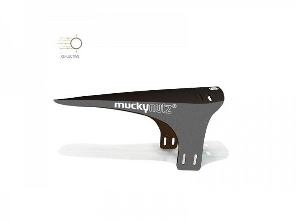 Mucky Nutz Face Fender Forskærm, Black/Grey