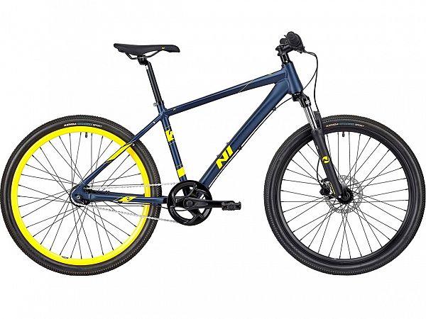 """Nishiki Reno 26"""" Blue - Juniorcykel - 2021"""