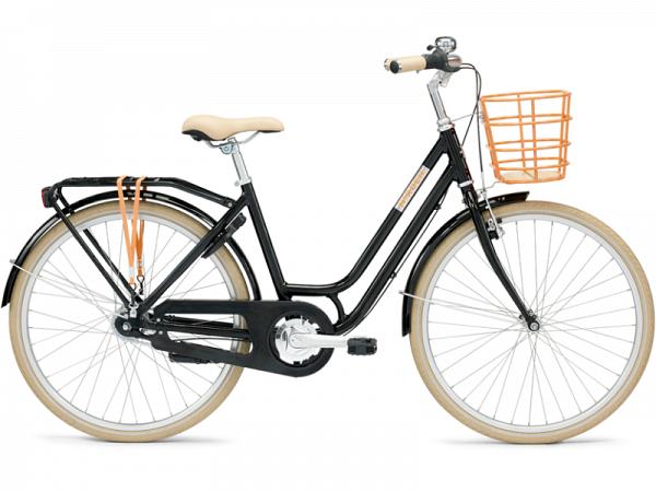 """Norden Clara 26"""" Black - Juniorcykel - 2022"""