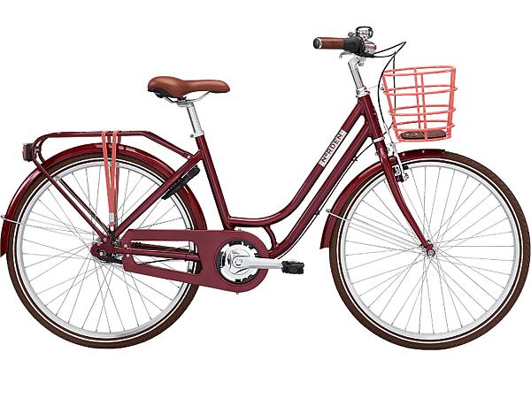 """Norden Clara 26"""" Red - Juniorcykel - 2022"""