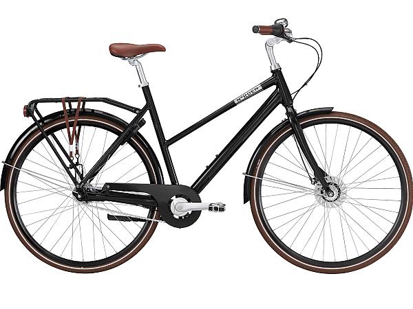 Norden Sportive Black - Damecykel - 2022