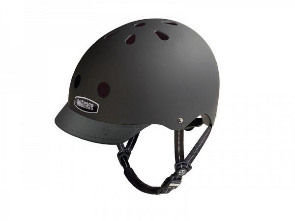Nutcase Gen3 Super Solids Cykelhjelm, Blackish
