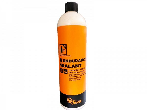 Orange Seal Endurance Tubeless Væske, 473ml