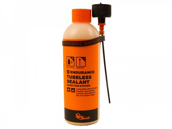 Orange Seal Regular Tubeless Væske, 237ml