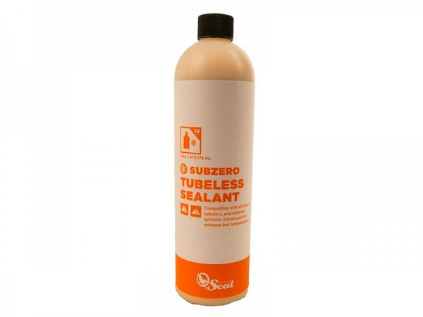Orange Seal Subzero Tubeless Væske, 473ml