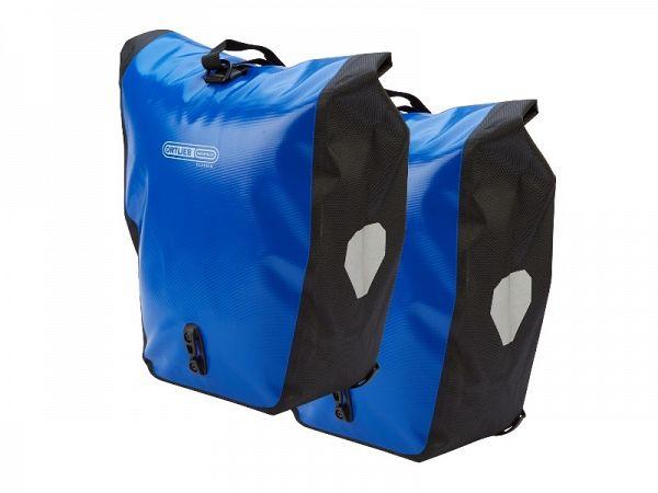 Ortlieb Back-Roller Classic Blue Taskesæt, 2 x 20L