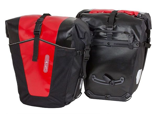 Ortlieb Back-Roller Pro Classic Red Taskesæt, 2 x 35L