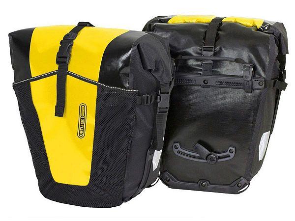 Ortlieb Back-Roller Pro Classic Yellow Taskesæt, 2 x 35L