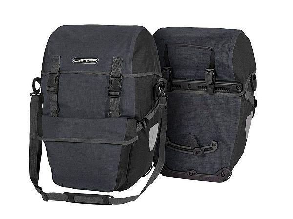 Ortlieb Bike-Packer Plus Black Taskesæt, 2 x 21L