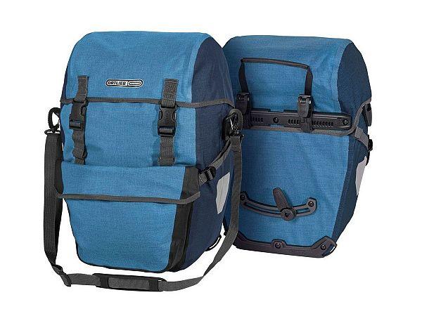 Ortlieb Bike-Packer Plus Blue Taskesæt, 2 x 21L