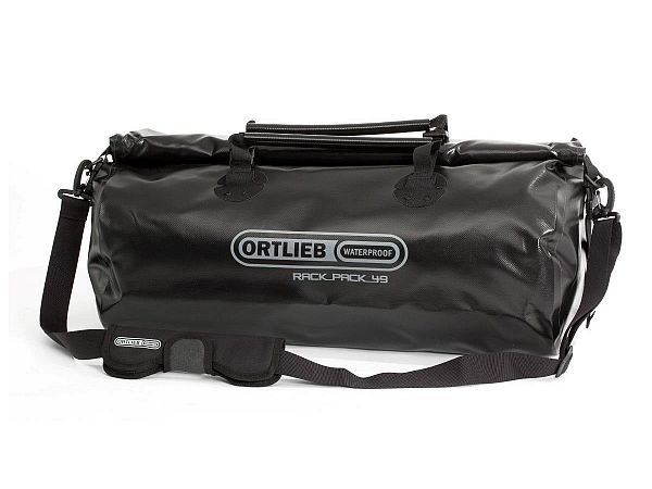 Ortlieb Black Rack-Pack, 49L