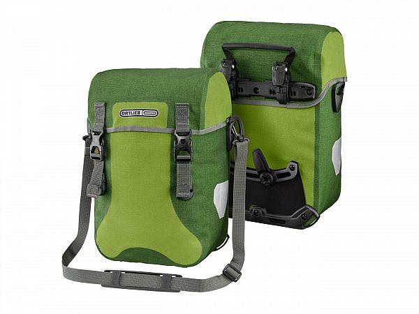 Ortlieb Sport-Packer Plus Moss Green Sidetaskesæt, 2 x 15L