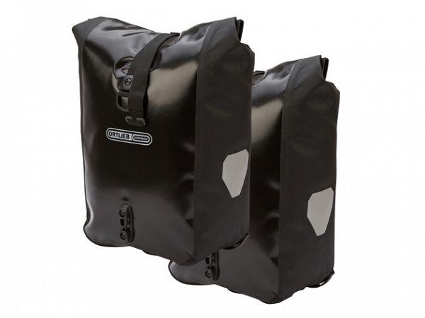 Ortlieb Sport-Roller Classic Black Taskesæt, 2 x 12,5L