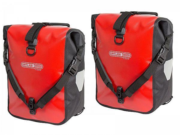 Ortlieb Sport-Roller Classic Red Taskesæt, 2 x 12.5L