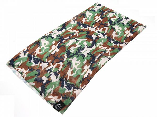OXC Comfy Halsrør, Camouflage