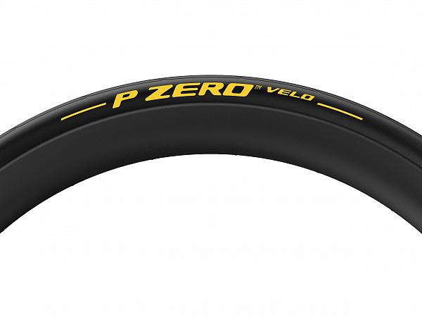 Pirelli P Zero Velo Yellow Foldedæk, 700x25C