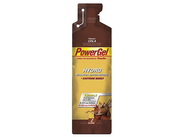PowerBar Cola + Koffein Hydrogel, 67ml