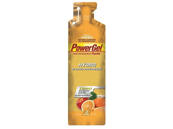 PowerBar Orange Hydrogel, 67ml
