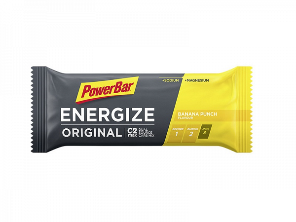PowerBar Original Banana Punch Energize Bar, 55g