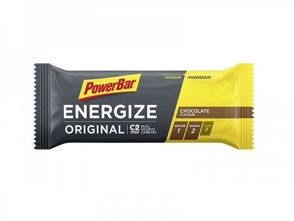 PowerBar Original Chocolate Energize Bar, 55g