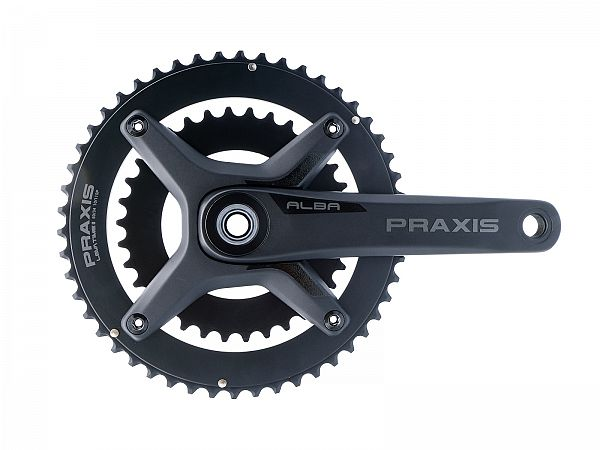 Praxis Works Alba M30 10/11-Speed Kranksæt, 50/34T