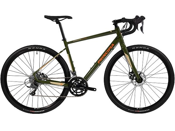 Principia Gravel Alu Claris Green - Gravel - 2021