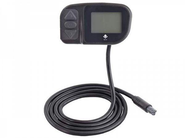 Promovec SCO Mini LCD Display, 800mm