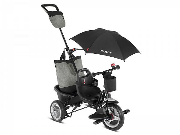 Puky Ceety Comfort Trehjulet Cykel, Black