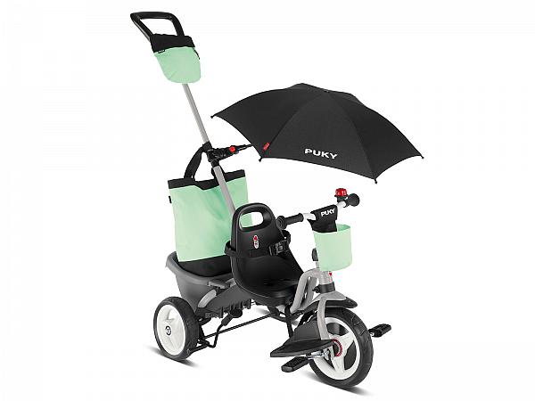 Puky Ceety Comfort Trehjulet Cykel, Grey