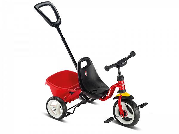 Puky Ceety Trehjulet Cykel, Red