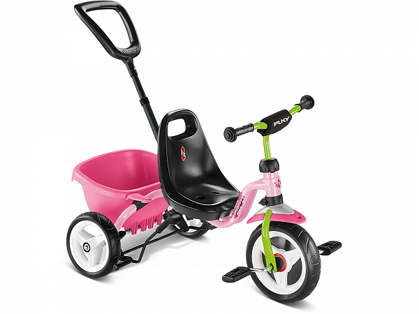 Puky Ceety Trehjulet Cykel, Rosé