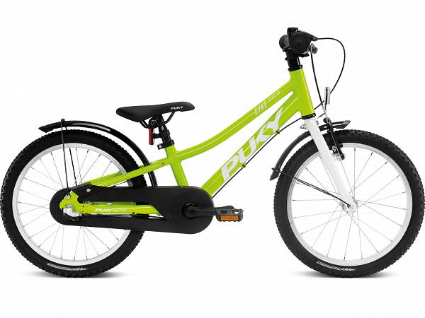 """Puky Cyke 18-3 Fresh Green 18"""" - Børnecykel - 2021"""