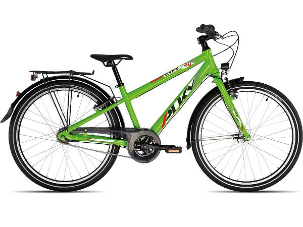 Puky Cyke 24-7 Light - Børnecykel - 2021