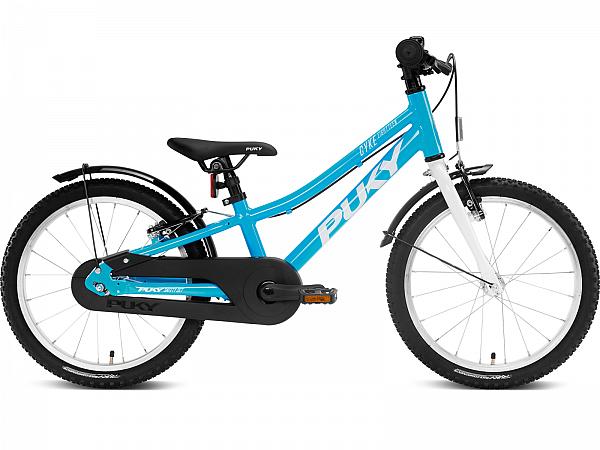 "Puky Cyke Friløb 18"" Blue/White - Børnecykel - 2021"