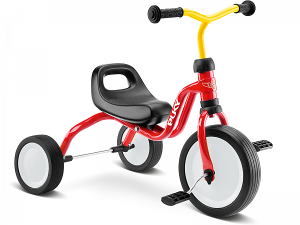 Puky Fitsch Trehjulet Cykel, Red